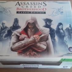 Assassin's Creed Brotherhood Codex Edition - XBOX 360 [Second hand] - Jocuri Xbox 360, Actiune, 16+, Multiplayer