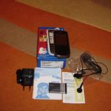 NOKIA ASHA 202 DUAL-SIM ORIGINAL 100% NOU LA CUTIE - 189 LEI !!! - Telefon Nokia, Negru, <1GB, Neblocat, Single core