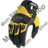 MBS Manusi textile Icon 29ER, galben/negru, S, Cod Produs: 33011115PE
