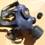 Masca de gaze + filtru, masca contra gazelor