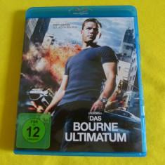 Das Bourne Ultimatum - blu-ray - Film actiune Altele, Engleza