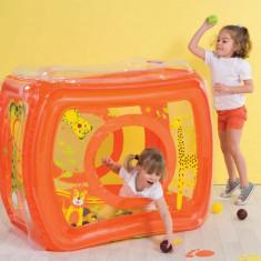 Spatiu de joaca gonflabil Jungle cu 50 de bile - Ludi - Tarc de joaca