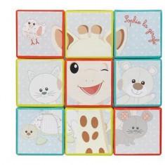 Puzzle vertical cuburi Vulli