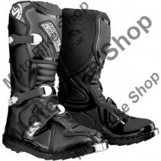 MBS Cizme motocross copii Moose Racing M1.2, negru, 37, Cod Produs: 34110263PE