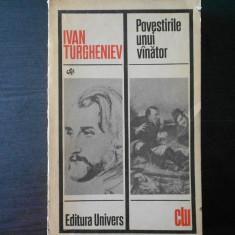 IVAN TURGHENIEV - POVESTIRILE UNUI VANATOR - Roman