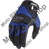 MBS Manusi textile Icon 29ER, albastru/negru, M, Cod Produs: 33011102PE