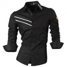 Camasa barbateasca, L si XL, noi, sigilate, model gen Zara 100% BUMBAC - Camasa barbati, Marime: L/XL, Culoare: Din imagine, Maneca lunga