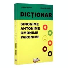 Dictionar de sinonime, antonime, omonime, paronime - DEX