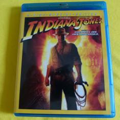 Indiana Jones - blu ray dublu - Film actiune Altele, Engleza