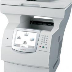 Multifunctionale laser Lexmark X644e, Scanner, Copiator, Fax, Imprimanta, Usb, Retea - Imprimanta matriciala