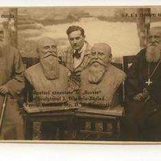 I. Dimitriu Barlad, Episcopul Ciorogariu si patriarhul Miron Cristea, dedicatie - Autograf