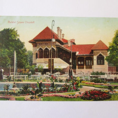 C.P.Bucuresci-Bufetul Sosea Chiseleff-Socec & co. colectia Al.Antoniu anii 1900, Bucuresti, Necirculata, Printata