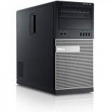 Calculator DELL GX990 Tower, Intel Core i3-2100, 3.10GHz, 4GB DDR3, 500GB SATA, DVD-RW - Sisteme desktop fara monitor
