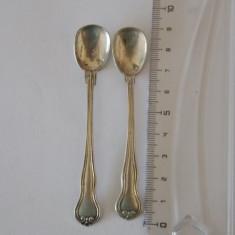 Lingurite argint vintage, Tacamuri