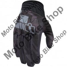 MBS Manusi textile Icon Anthem Primary, negru, M, Cod Produs: 33012702PE