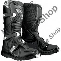 MBS Cizme motocross copii Moose Racing M1.2, negru, 39, Cod Produs: 34110265PE