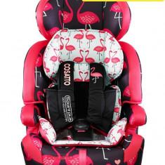 Scaun auto Zoomi 123 Flamingo Fling 5 Plus - Cosatto - Scaun auto copii Cosatto, 2-3 (15-36 kg)