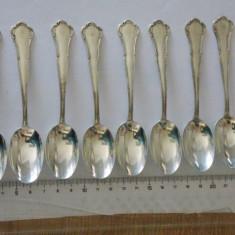 Set lingurite argint vintage, Set tacamuri