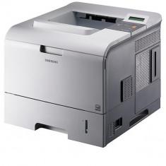 Imprimanta SAMSUNG ML-4050ND, 40 PPM, Duplex, Retea, USB, 1200 x 1200, Laser, Monocrom, A4 + CADOU: Extensie garantie 12 Luni! - Imprimanta laser alb negru Samsung, 40-44 ppm