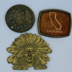 Trei paftale USA / autentice/ originale