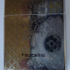 Bricheta metalica - Nobilis - Bricheta Zippo, Tip: De masa