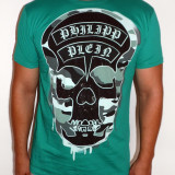 Tricouri PHILIPP PLEIN - Verde / Bleumarin / Gri - Noua Colectie !!!