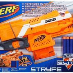 Pistol Nerf N-Strike Elite Stryfe Blaster - Pistol de jucarie