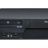 Calculator LENOVO ThinkCentre M58p SFF, Intel Core 2 Duo E8400 3.0 GHz, 4 GB DDR3, 250GB SATA, DVD-RW