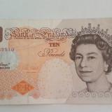 ANGLIA 10 LIRE POUNDS 2000 - bancnota europa