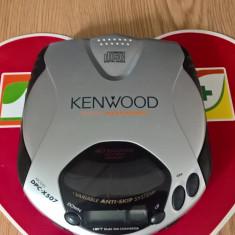 CD Player portabil KENWOOD DPC-X507