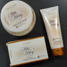 Set cosmetice Milk and honey Oriflame