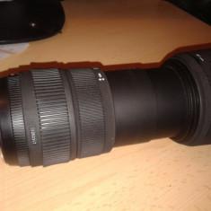 Obiectiv Sigma 18-200mm, montura Nikon. Stara impecabila! - Obiectiv DSLR