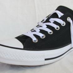 Tenisi Converse All Star originali de panza, marimea 40 EU (25, 5 cm) - Tenisi dama, Culoare: Negru