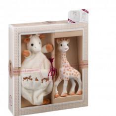 Set cadou Girafa Sophie cu batistuta - Vulli
