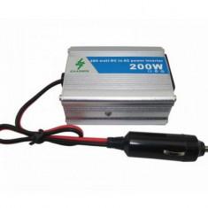 Invertor auto 200 W