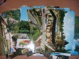 Carte Postala,vedere,Lot vederi Ceausiste,carti postale circulate,timbrate,vechi