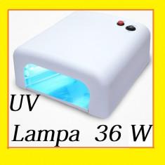 Lampa uv unghii false