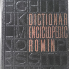 Dictionar enciclopedic roman, vol II - Dictionar ilustrat
