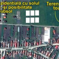 Teren 900 mp intravilan- front 30 m utilitati pe teren variante schimb cu auto - Teren de vanzare, Teren intravilan