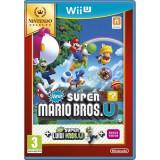 New Super Mario Bros (Brothers) WII U Selects, Actiune, 3+
