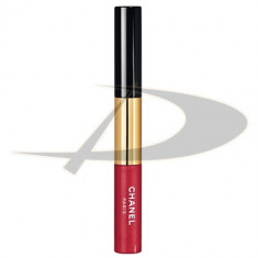 Chanel Strawberry Red Rouge Double Intensite Lip Gloss - Ruj