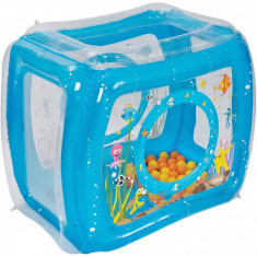 Spatiu de joaca gonflabil cu 50 de bile - Ludi - Casuta/Cort copii