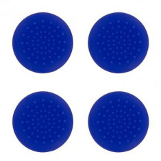Set 4 Thumb Grips Blue Ps4 - Consola PlayStation