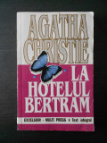 AGATHA CHRISTIE - LA HOTELUL BERTRAM, Alta editura