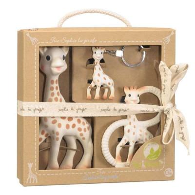 Set cadou So Pure pentru mama si bebe - Vulli foto