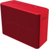 Boxa portabila Creative MUVO 2C, Bluetooth, putere RMS 5W, Rosu - Boxe PC