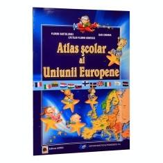 Atlas scolar al Uniunii Europene.