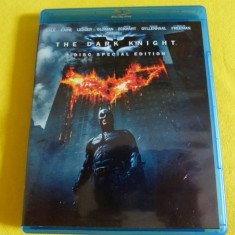 The Dark Knight - blu-ray -2 disc - Film SF Altele, Engleza