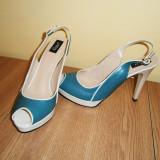 Sandale elegante si superbe de dama, mar 38 si 40, noi! - Sandale dama, Culoare: Din imagine, Marime: Alta