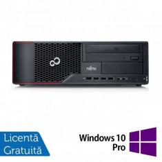 Calculator FUJITSU SIEMENS E710, Intel Core i5-2400 3.10GHz, 4GB DDR3, 250GB SATA, DVD-RW + Windows 10 Pro - POS